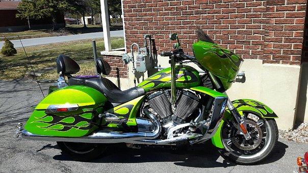 Victory, Motorcycle, Antifreeze