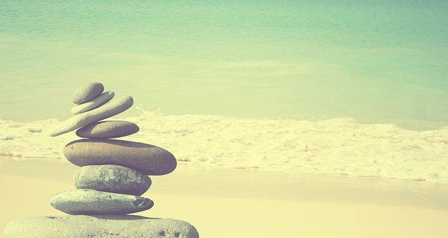 Zen, Stones, Meditation, Rock, Balance, Relaxation