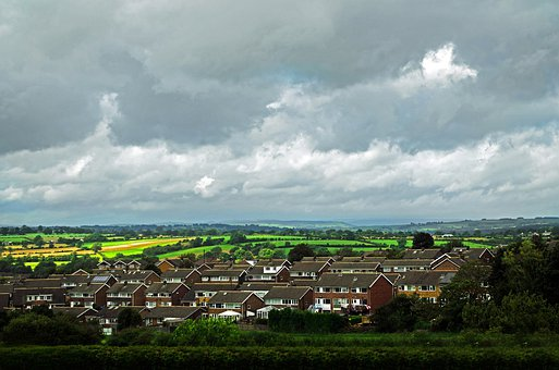 Before, Rain, Clouds, Cloud, Cloudy, Sky, Brown