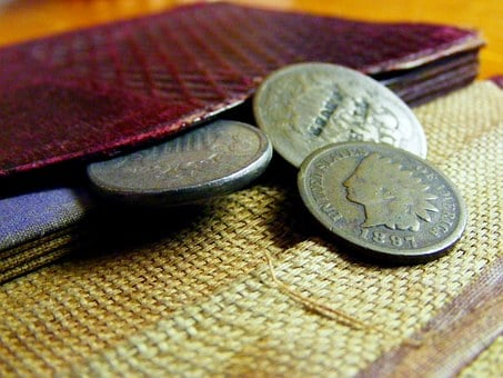 Coins, Coin, Money, Wealth, Currency, Business, Finance