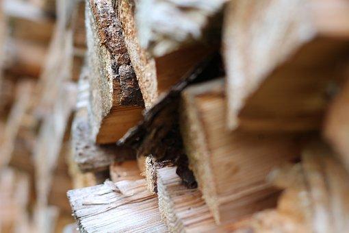 Holtz, Stock, Nature, Wood, Firewood, Holzstapel