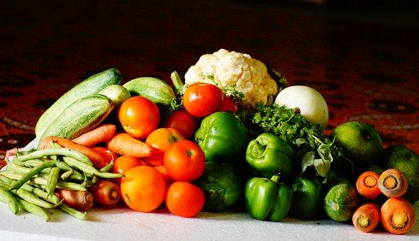 Vegetables, Nature, Green, Healthy, Fresh, Organic