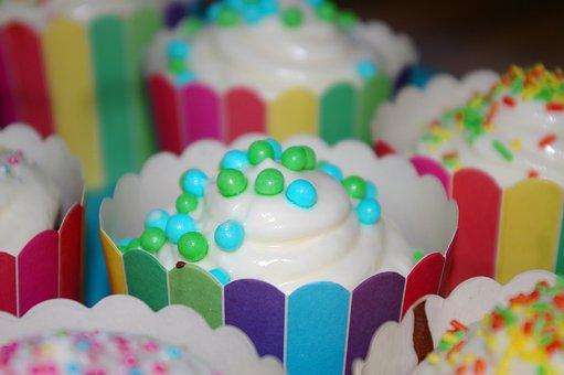 Muffins, Schokomuffins, Treat, Sweet, Pastries