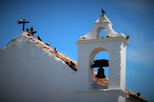 Bell Tower, Church, Canary Islands, Tenerife, Bells