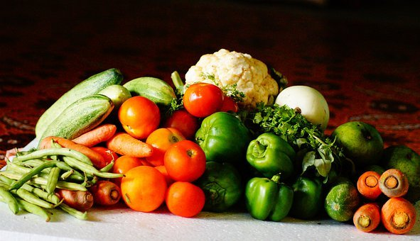 Vegetables, Nature, Green, Healthy, Fresh, Organic