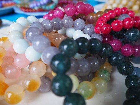 Bangle, Colors, Beautiful, Rock, Bracelet, Colorful