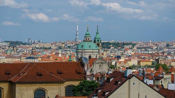Prague, Old Town, Czech Republic, Praha, Historically
