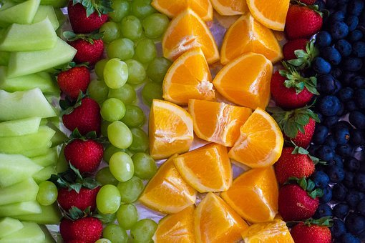 Fruit, Fruit Pattern, Food, Healthy, Natural, Eat
