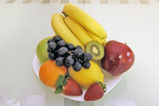 Fruit, Vitamin, Health, Fresh, Summer, Succulent
