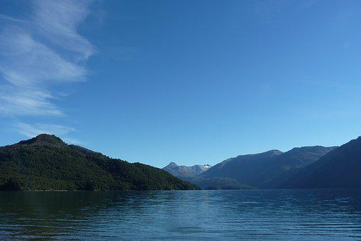 Lake, Mountain, Nature, Vista, Tranquility, Holidays