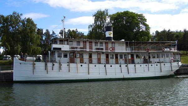 Ship, Tour, Cruise, Cruise Ship, Tourism, Holidays