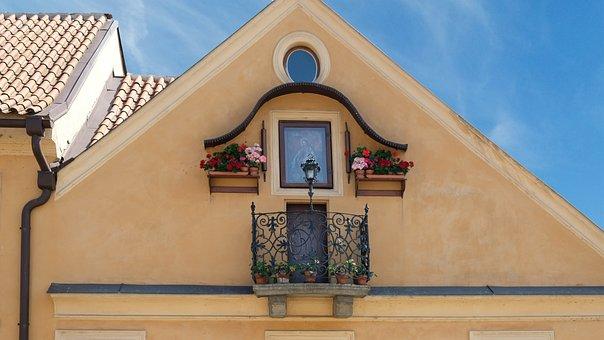 Prague, Summer, Sky, Czech Republic, Mood, Historically
