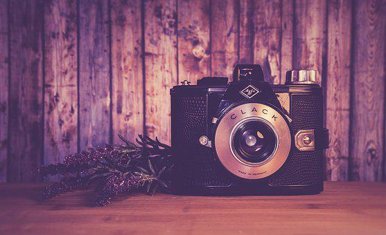 Vintage, Camera, Old, Photo Camera, Hobby, Shooting