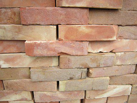 Brick, Construction, Building Materials