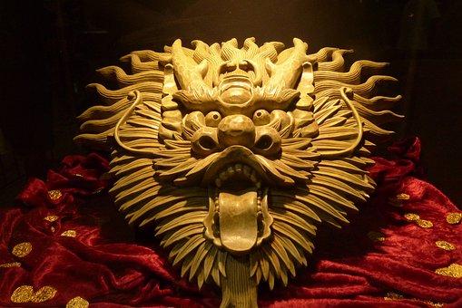 Mask, Ghoul, Fierce, Face, Horror, Scary, Sun, God