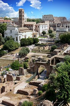 Italy, Rome, Romans, Places Of Interest, Antiquity