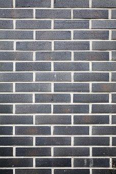 Brick, Damme, Wall, Rectangle, Texture, Pattern, Block
