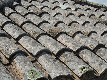 Tiles, Roof, Architecture, Home, Colonial Architecture