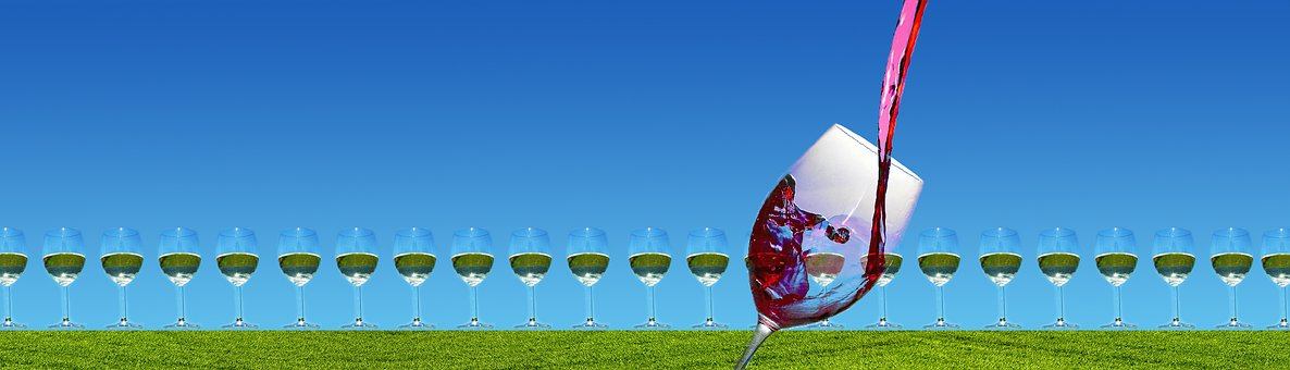 Wine, Continental Wine, Glass, Outdoor, Alcohol