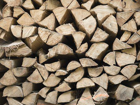 Wood, Holzstapel, Deposited, Heat, Stacked Up, Firewood