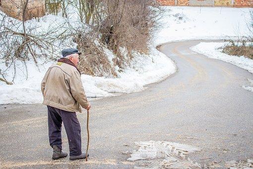 Grandpa, Old Man, Senior, Elderly, Grandfather, Old