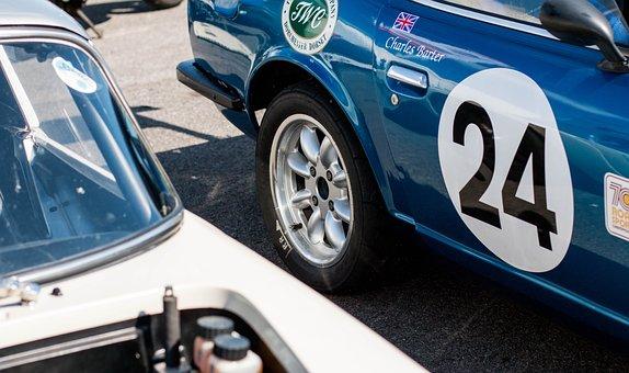 Race, Race Car, Car, Racing Car, Speed, Car Racing