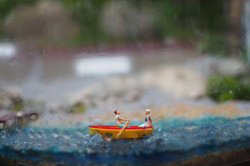 Toys, Ship, Toy Boat, Toy, Caravel, Boat, Outdoor