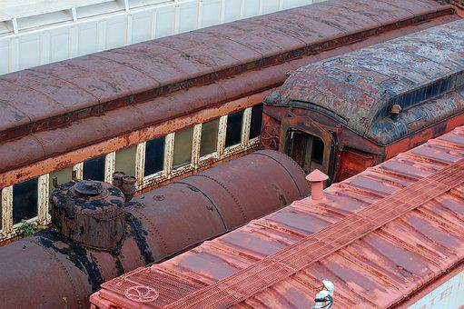 Train Yard, Transportation, Train Museum, Transport