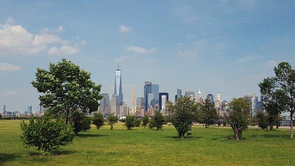 New York, New York City, Nyc, World Trade Center