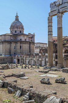 Rome, Ancient Rome, Tourism, Attractions Include