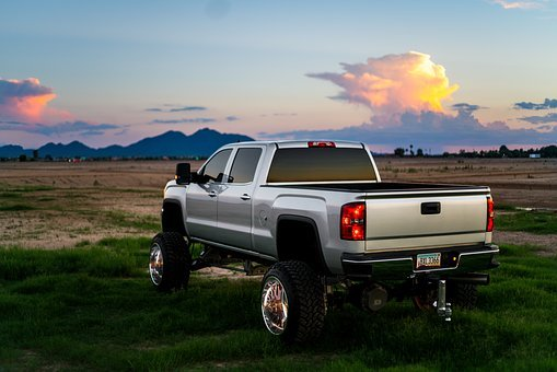 Truck, Lifted Truck, Off Road, Wheel, Off-road, Big
