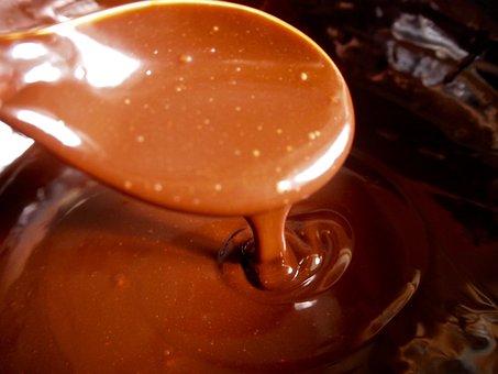 Chocolate, Dark, Dessert, Food, Sweet, Delicious, Brown