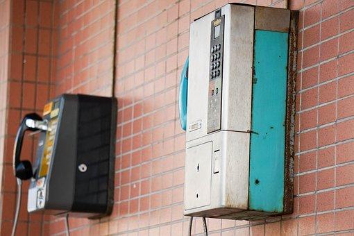 Phone, Dial, Tech, Communication, Telephone, Technology