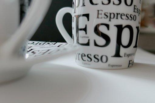 Espresso, Espressotasse, Coffee, Coffee Break