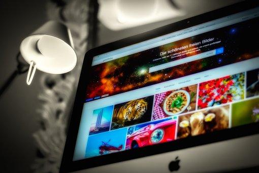 Pixabay, Imac, Apple, Screen, Monitor, Computer
