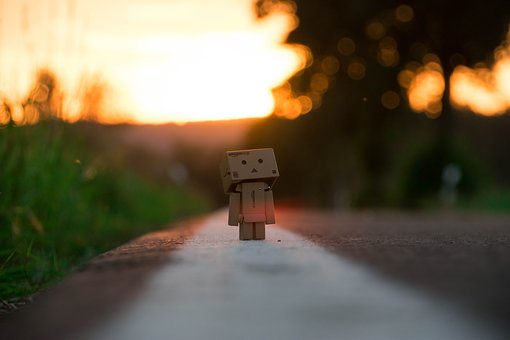 Danbo, Sunset, Nature, Evening Sky, Landscape, Sun