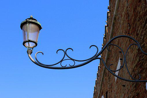 Street Lamp, Light, Lamp, Old, Lighting