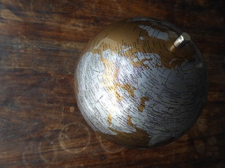 World, Map, Europe, World Map, Planet, Globe, Earth