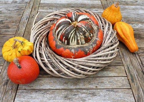 Food, Ornamental Fruit, Autumn, Decoration