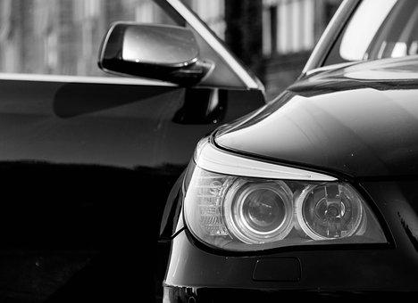 Bmw, Glass, Car, Design, Modern, Technology, Luxury