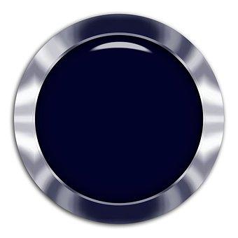 Icon, Button, Symbol, Shiny, Glossy, Design, Glass, 3d