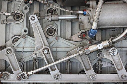 Turbine Engine, J79, General Electric, Inlet, Vanes
