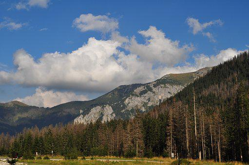 Tatry, The National Park, Landscape