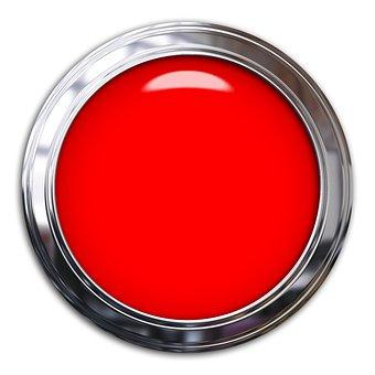 Button, Light, Bright, Symbol, Icon, Illuminated