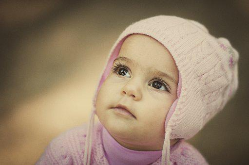 Kid, Cute, Little, Girl, Child, Happy, Childhood