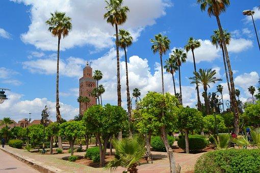 Koutoubia, Marrakech, Morocco
