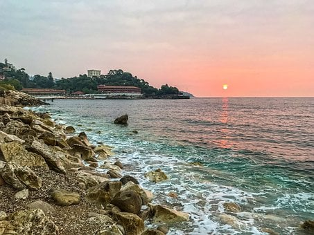 Monaco, Saint Tropez, France, Mediterranean, Holiday