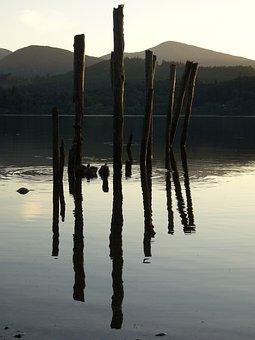 Great Britain, England, The Lake District, Derwentwater