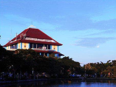 Unair, Universitas Airlangga, University, Indonesia