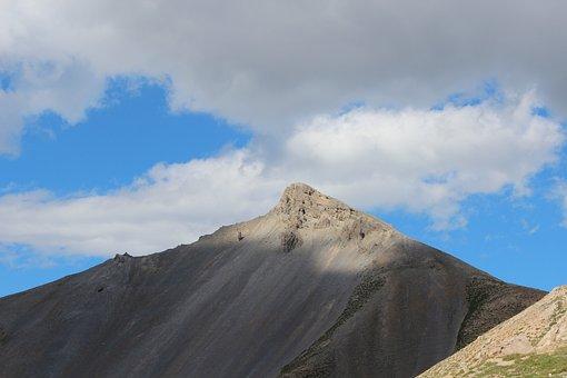 Mountain, Cloud, Light, Alps, Altitude, Landscape